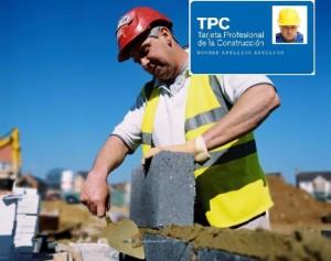 Formacion albañil TPC